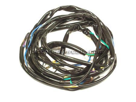 92563 Electric, Wiring Harness, VBB2T Vespa ScooterMercato.com on