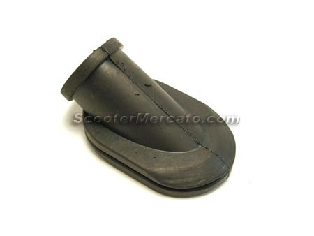 rubber grommet clutch cable sf vespa com this rubber grommet protects the cables and wiring harness on vintage vespa smallframes