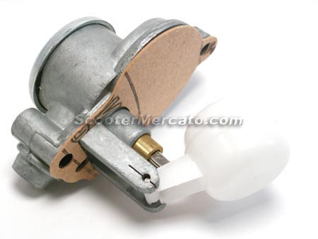132369 Carb, Cover, Float Cover for SI Carbs Vespa ScooterMercato com