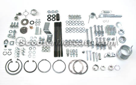 UNIEHKPX200 Engine Hardware Kit for Vespa PX200 Engine
